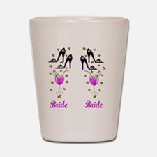 THE BRIDE Shot Glass