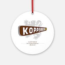 Koppenberg Round Ornament