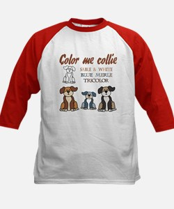 Color Me Collie Tee