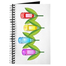 GPS Flowers Journal