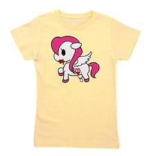 Zombie Pony Girl's Tee