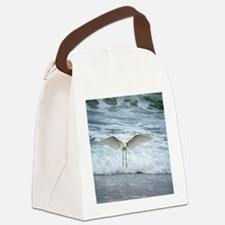 Born of sea-foam Canvas Lunch Bag