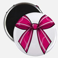 Bow Pink Magnet