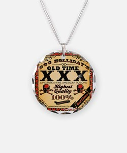 Doc Hollidays Old Time XXX Necklace