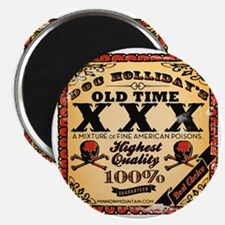 Doc Hollidays Old Time XXX Magnet