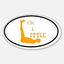 I'm a Little Tony Kornheiser Sticke Decal