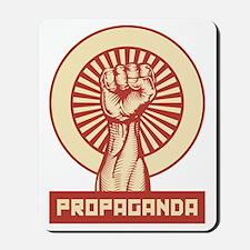 Propaganda Fist Mousepad
