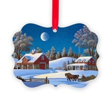 Winters Glory Ornament