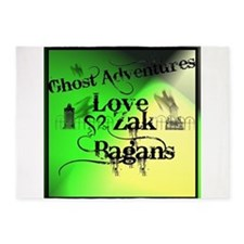 Ghost Adventures 5'x7'Area Rug