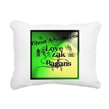 Ghost Adventures Rectangular Canvas Pillow