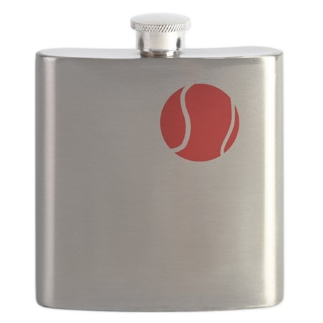 Love Tennis Flask