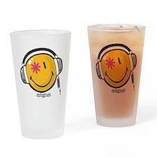 dj stuff Drinking Glass