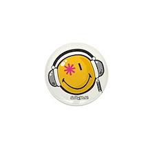 dj stuff Mini Button