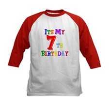 7th Birthday Tee