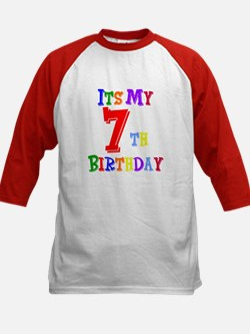 7th Birthday Tee