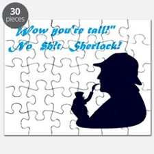 """""""You're tall"""" No $h!t, Sherlock! Puzzle"""