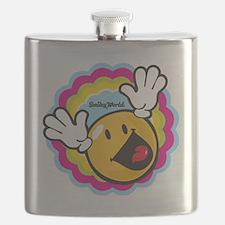 hi fry Flask