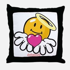 heart offering Throw Pillow