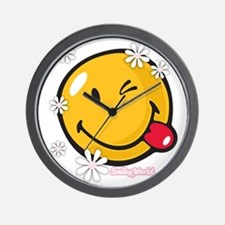 flower me Wall Clock