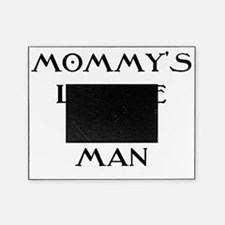 Mommys little man Picture Frame