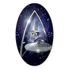 Star Trek Kindle Sleeve Decal