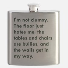 Im not clumsy Flask