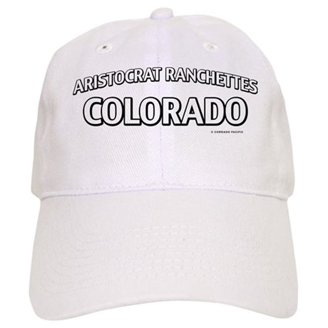 Aristocrat Ranchettes Colorado Cap