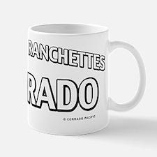 Aristocrat Ranchettes Colorado Mug