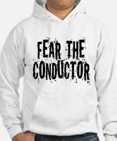 Funny Fear The Conductor Hoodie