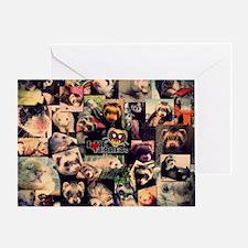 Calendar LoveFerrets Greeting Card