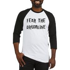 Fear The Drumline Baseball Jersey