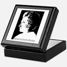 Rosa Luxemburg Keepsake Box