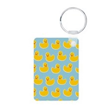 Cute Ducky Pattern Keychains