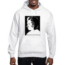 Rosa Luxemburg Hoodie Sweatshirt