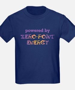 Powered By Zero Point Energy T