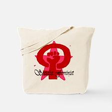 Socialist Feminist Tote Bag