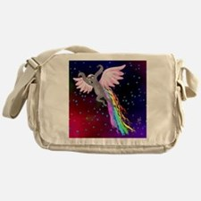 Believe in Your Dreams Sloth Messenger Bag