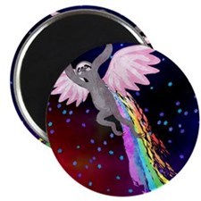 Believe in Your Dreams Sloth Magnet