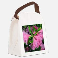 May Flowers Canvas Lunch Bag