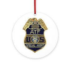 ATF Ornament (Round)
