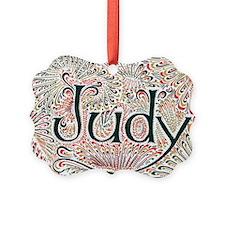 Judy Ornament