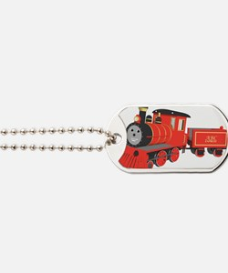 Shawn the train classic Dog Tags