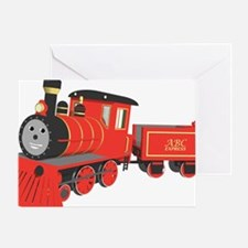 Shawn the train classic Greeting Card