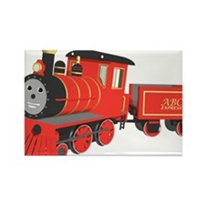 Shawn the train classic Rectangle Magnet