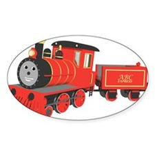 Shawn the train classic Decal