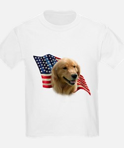Golden Flag T-Shirt