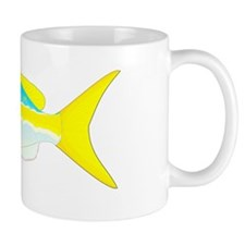 Yellowtail Snapper fish 2l Mug