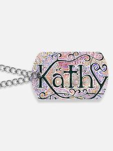 Kathy Dog Tags