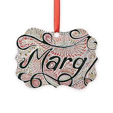 Marg Ornament