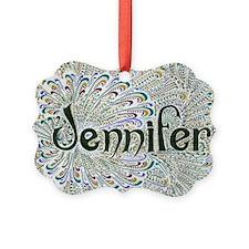 Jennifer Ornament